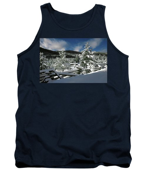 A Place In The Winter Sun Tank Top
