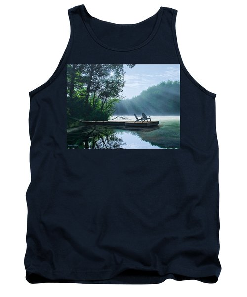 A Place To Ponder Tank Top
