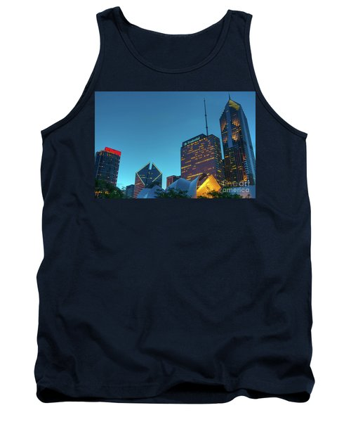 A View From Millenium Park Tank Top