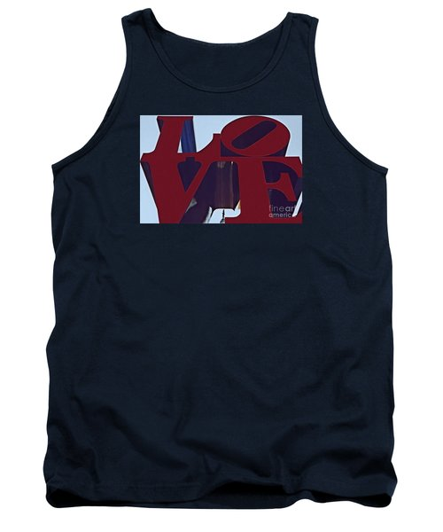 A View Of Bill Penn Tank Top
