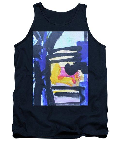 Abstract-16 Tank Top