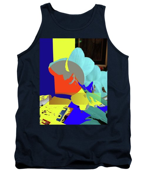 Abstract Flowers Of Light Series #14 Tank Top