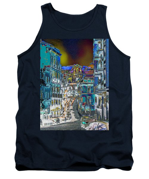 Abstract  Images Of Urban Landscape Series #11 Tank Top