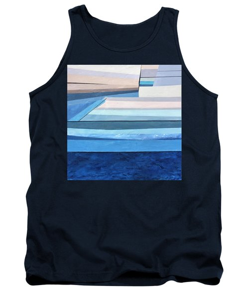 Abstract Swimming Pool Tank Top