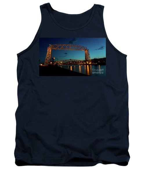 Aerial Lift Bridge Tank Top