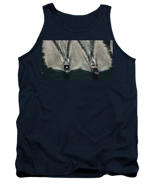 Aerial Wash Tank Top