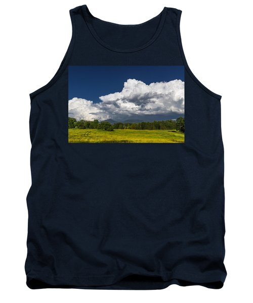 After The Storm Tank Top by Tim Kirchoff