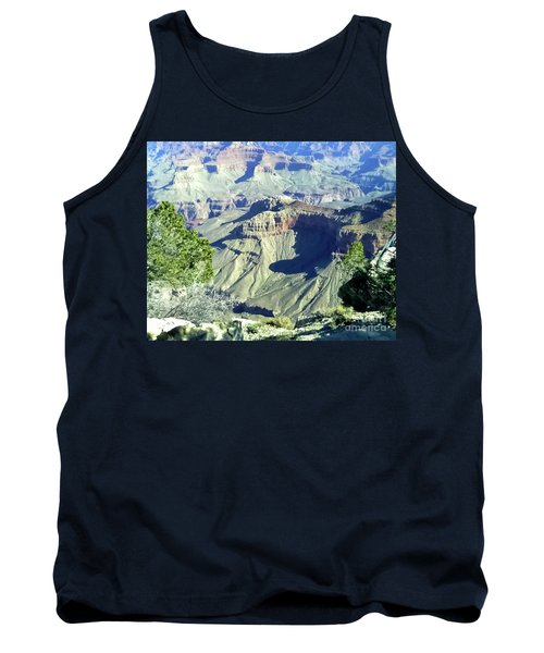 Afternoon View Grand Canyon Tank Top