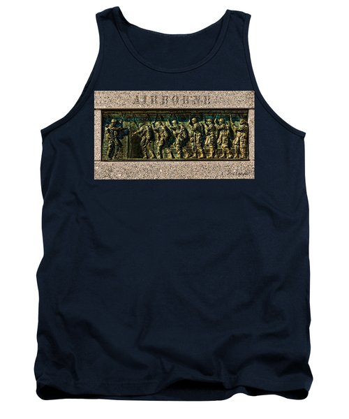 Airborne Tank Top by Christopher Holmes