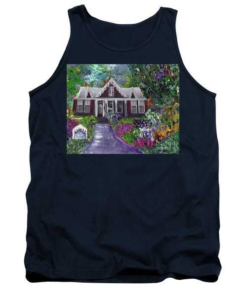 Alameda 1854 Gothic Revival - The Webster House Tank Top