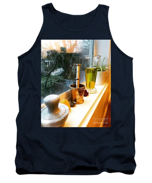 Alchemy And Oils Tank Top