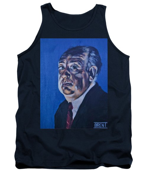 Alfred Hitchcock Tank Top