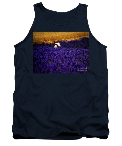 Alone Not Lonely Tank Top