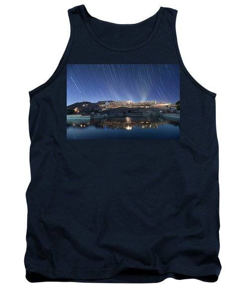 Amber Fort After Sunset Tank Top