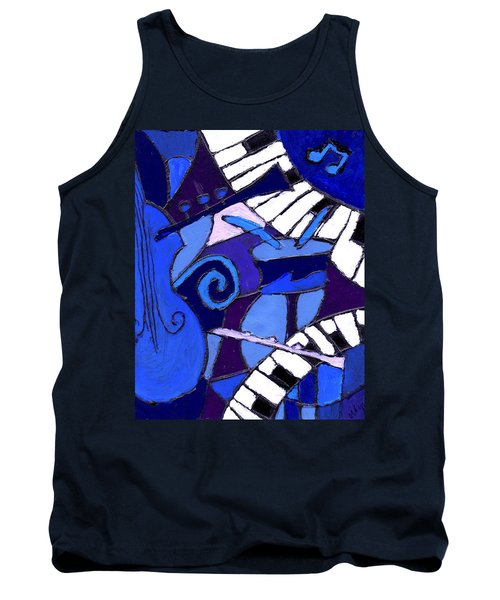and All that Jazz 3  Tank Top