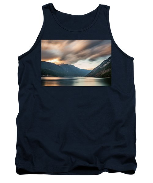Tank Top featuring the photograph Anderson Lake Dreamscape by Pierre Leclerc Photography