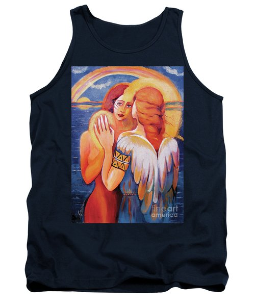 Angel Touch Tank Top