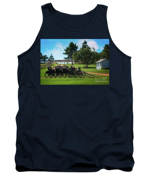 Anne Of Green Gables Tank Top