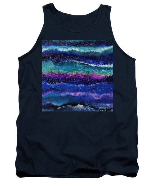 Anne's Abstract Tank Top