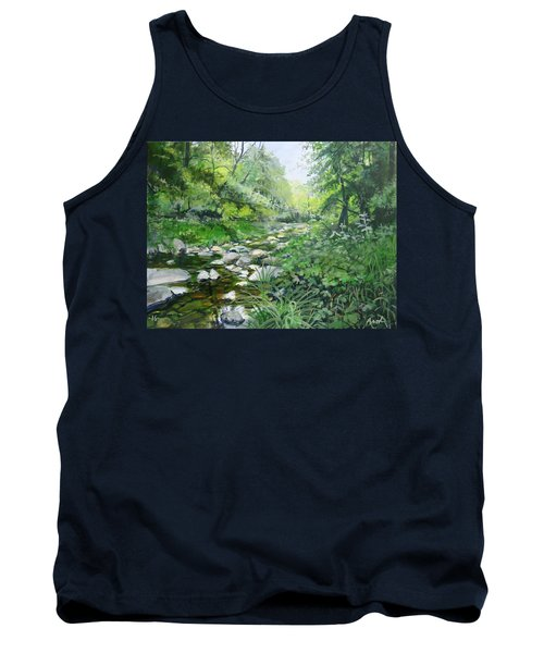 Another Look Tank Top
