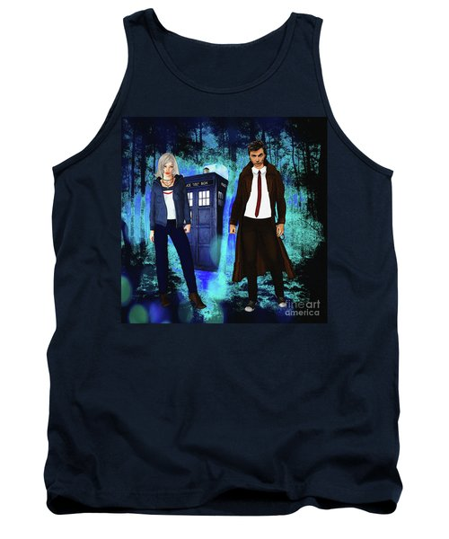 Another Unknown Adventure Tank Top
