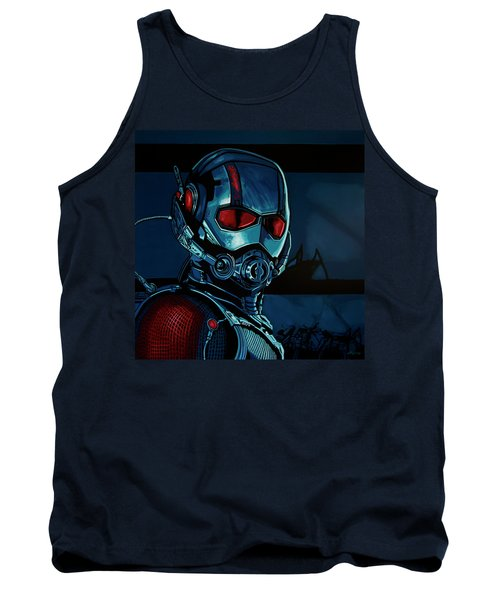 Ant Man Painting Tank Top