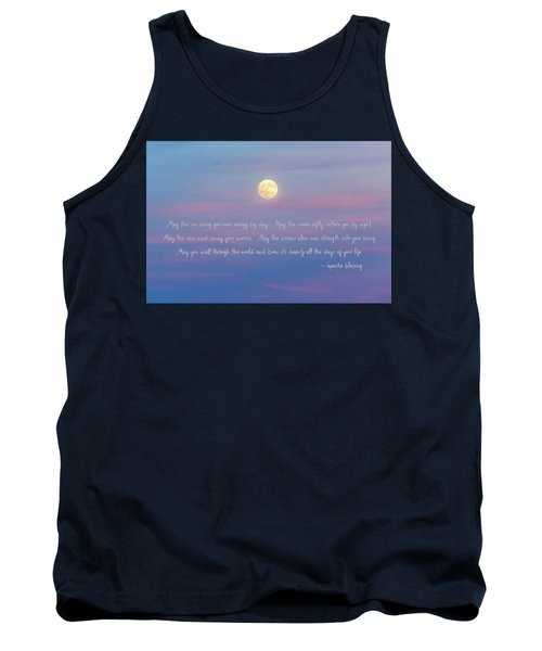 Apache Blessing Harvest Moon 2016 Tank Top