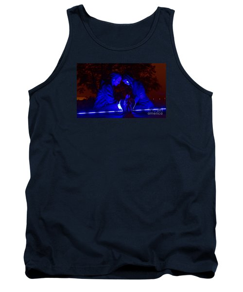 Apocalyptic Love Tank Top by Xn Tyler