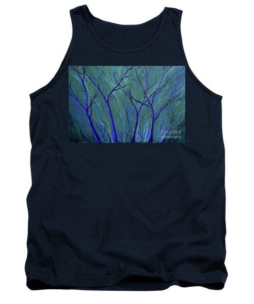 Aqua Forest Tank Top