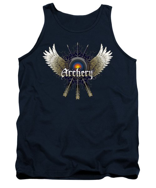 Archery Wings Tank Top