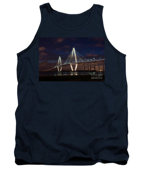 Arthur Ravenel At Night Tank Top
