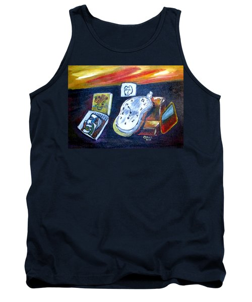 Artists Dream Tank Top by Clyde J Kell