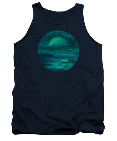 Moonlight On The Water Tank Top