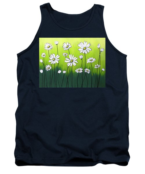 Daisy Crazy Tank Top