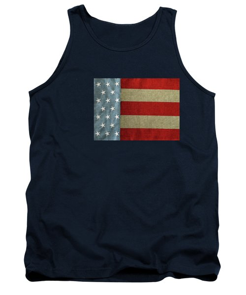 The Flag Tank Top by Tom Prendergast