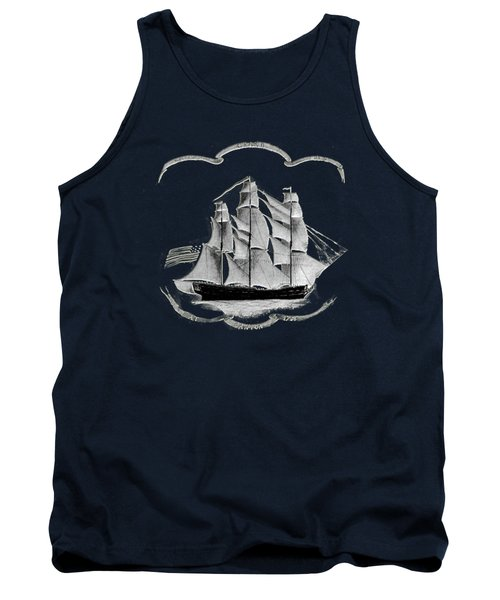 Tank Top featuring the digital art Grand Canton by Asok Mukhopadhyay