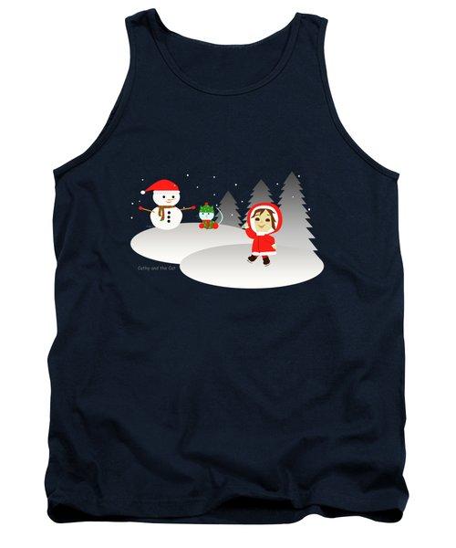 Christmas #6 Tank Top
