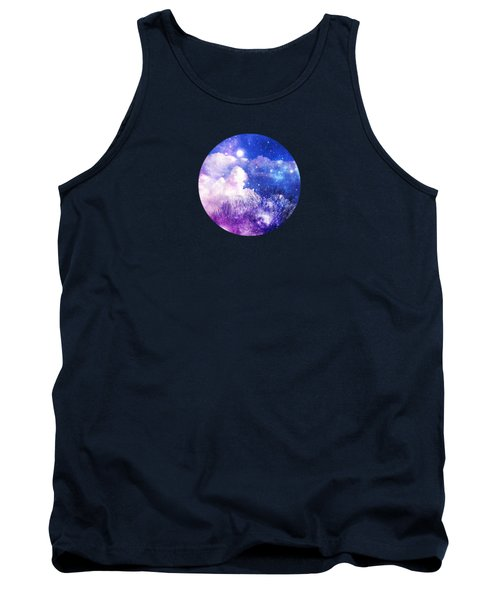 As It Is In Heaven Mandala Tank Top