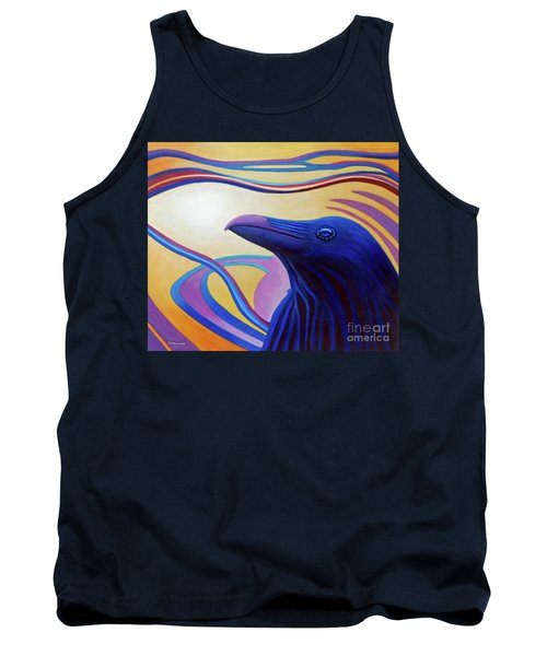 Astral Raven Tank Top