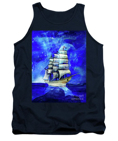 At Sea Tank Top