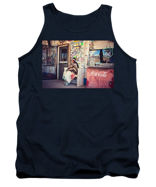 At The Hackberry General Store Tank Top