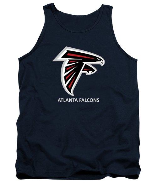 Atlanta Falcons Barn Tank Top