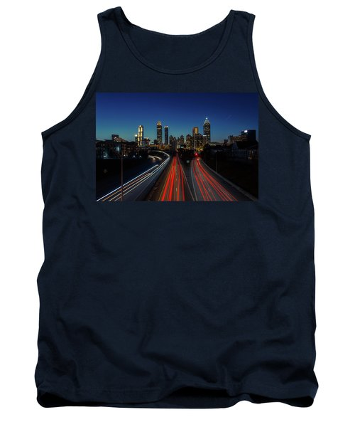 Atlanta Skyline 1 Tank Top