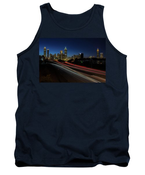 Atlanta Skyline 2 Tank Top