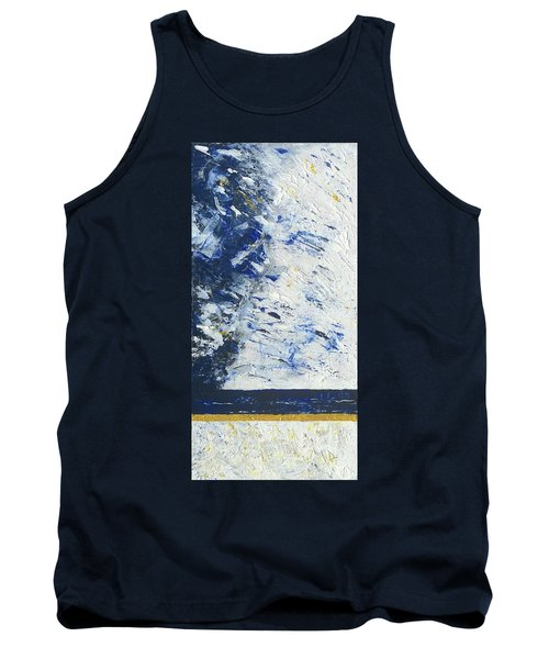 Atmospheric Conditions, Panel 1 Of 3 Tank Top