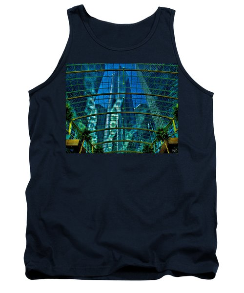 Atrium Gm Building Detroit Tank Top