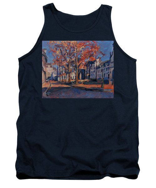 Autumn On The Square Of Our Lady Maastricht Tank Top