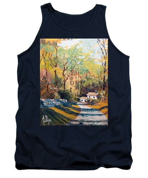 Back In The Neighborhood Tank Top