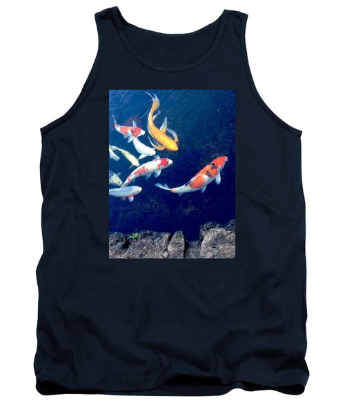Back To School Tank Top by Russell Keating