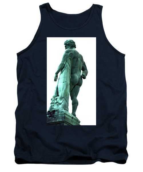 Back View From Great Hercules Tank Top